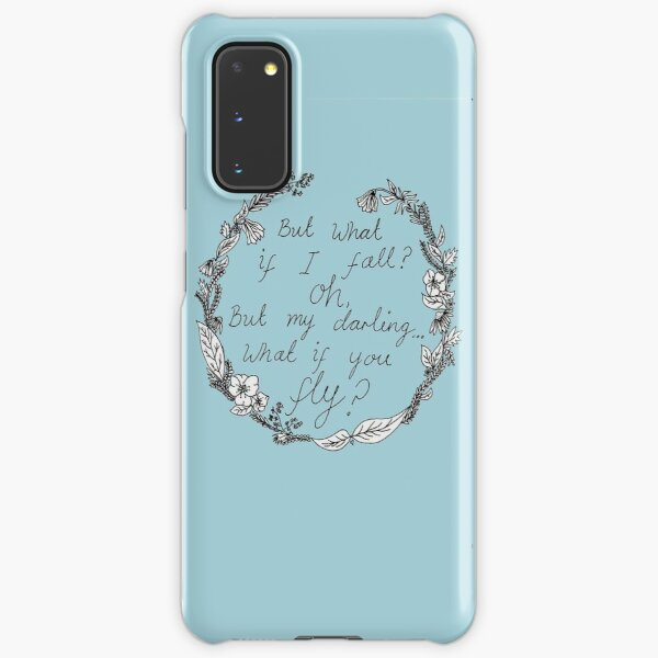 Peter Pan - What If You Fly? Samsung Galaxy Snap Case