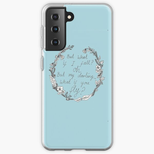 Peter Pan - What If You Fly? Samsung Galaxy Soft Case