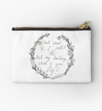 Peter Pan - What If You Fly? Studio Pouch