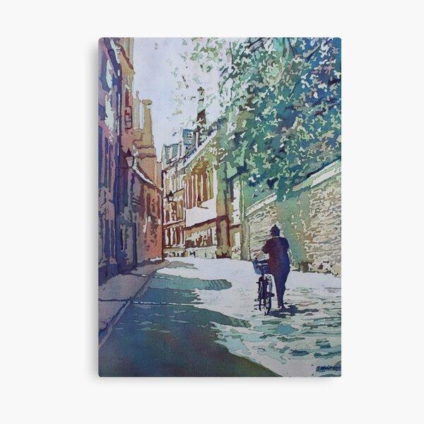 Brasenose Lane Canvas Print