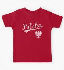 Polska Sport Style  Kids Tee