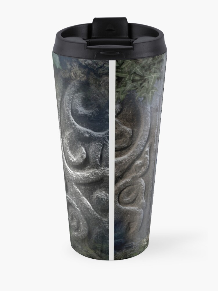 Alternate view of Evening Falls Travel Mug
