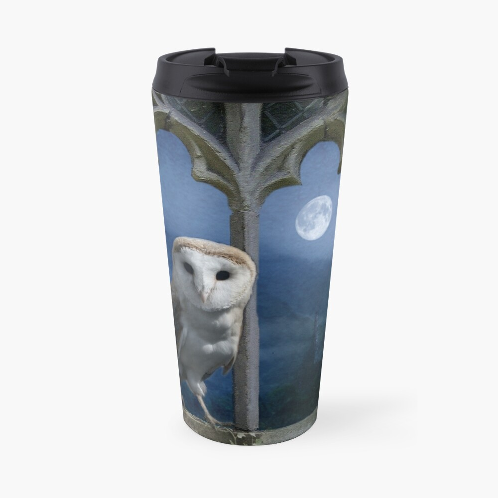Evening Falls Travel Mug