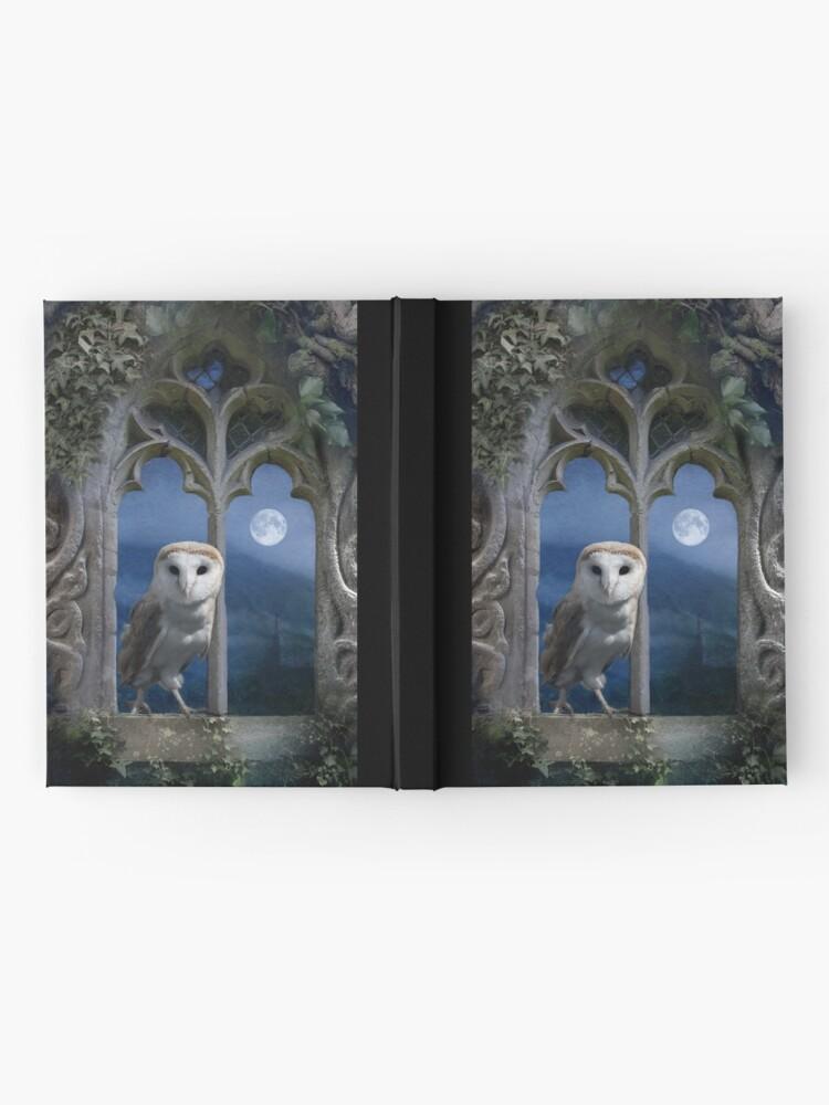 Alternate view of Evening Falls Hardcover Journal