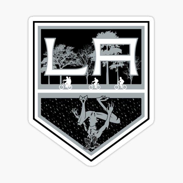 LA Stranger Kings Sticker