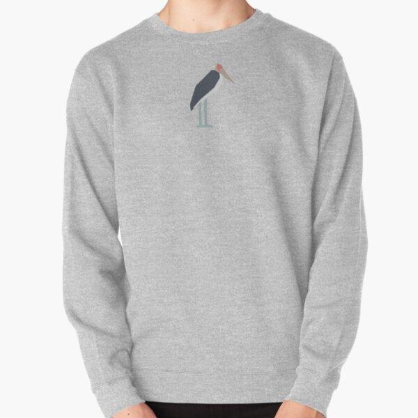 Nature graphique - Marabou Stork Sweatshirt épais