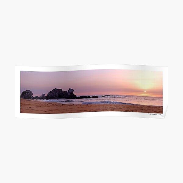 South coast beaches Poster