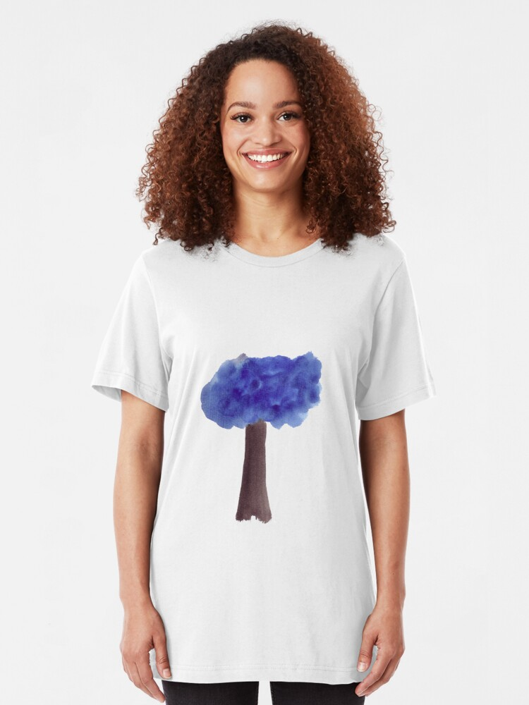 Alternate view of Blue Tree Slim Fit T-Shirt