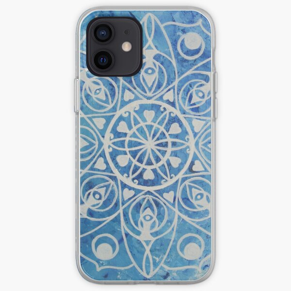 Mandala iPhone Soft Case