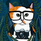 The Jungle Cat Photographer by Ryan Conners
