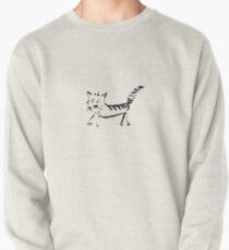 Cat Pullover Sweatshirt