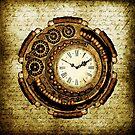 Steampunk Time Machine by Steve Crompton