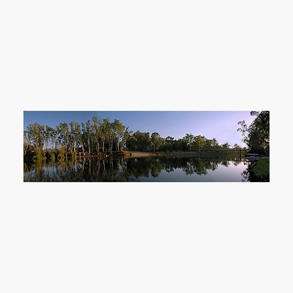 Murray River scapes Photographic Print