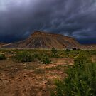 Storm over Mesa, Thompson Springs, Utah by MattGranz
