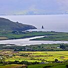 dingle eire by Edward  manley