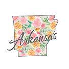Arkansas State | Blumendesign von PraiseQuotes