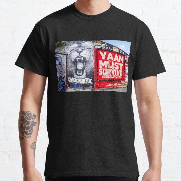 Street Art, Graffiti T-Shirt Classic T-Shirt