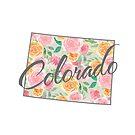 Colorado State | Blumendesign von PraiseQuotes
