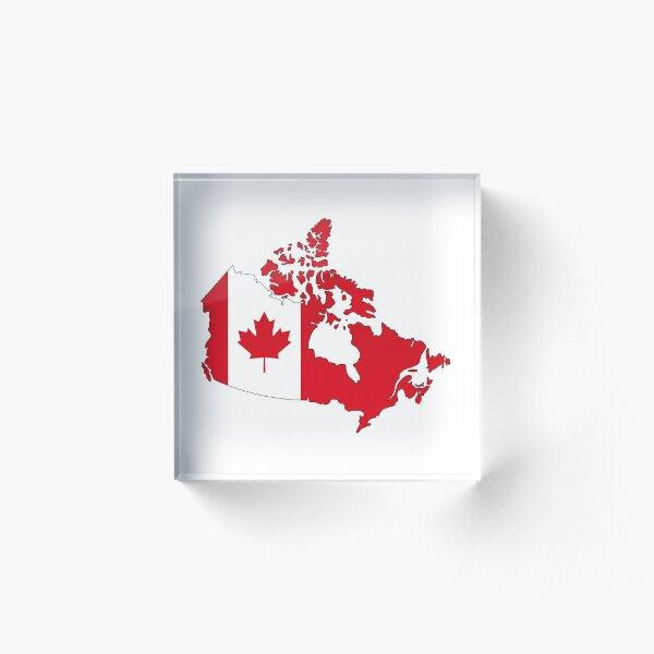 Canada Acrylic Block