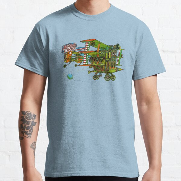 Jefferson Airplane: After Bathing At Baxters Classic T-Shirt