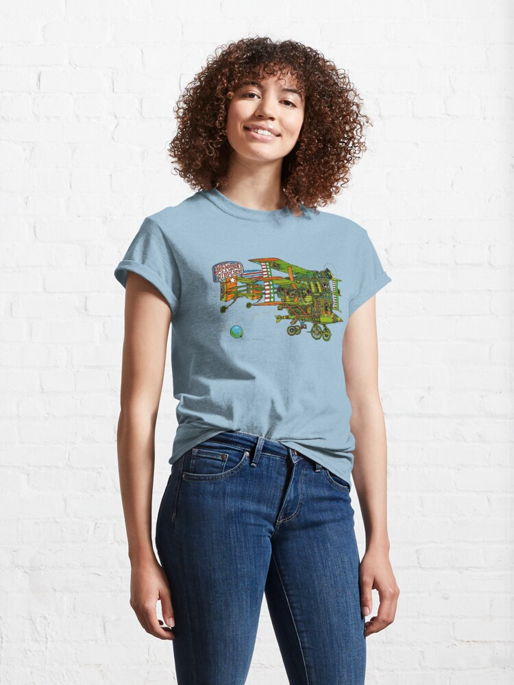 Alternate view of Jefferson Airplane: After Bathing At Baxters Classic T-Shirt