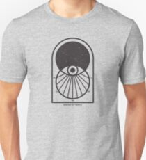 Space and Time Slim Fit T-Shirt