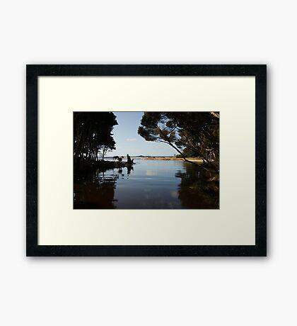 Sisters Beach Framed Print
