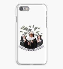 Lindsay Lohan; Paris Hilton; Nicole Richie 'Bless You Bitch' iPhone Case/Skin