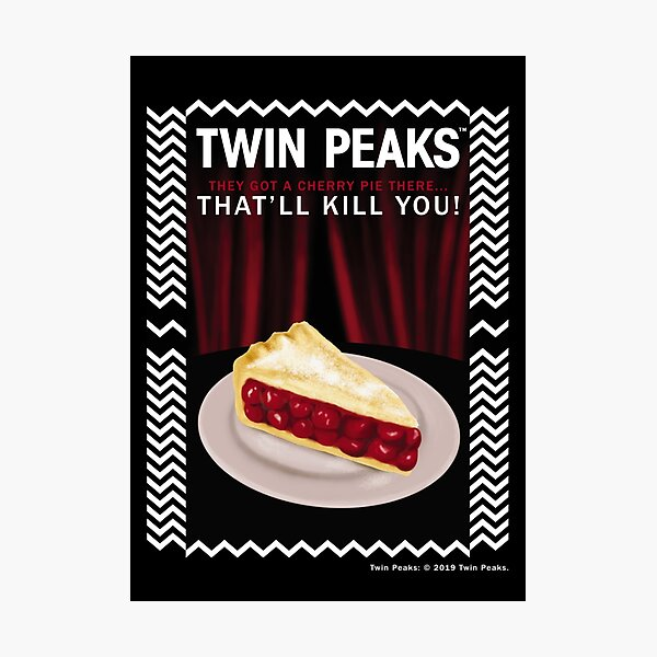 Twin Peaks Lámina fotográfica