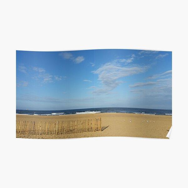 Sandhaven Beach Poster