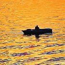 On Golden Pond by MacroXscape