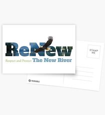 ReNew the New River Postcards