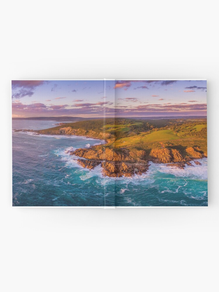 Alternate view of Injidup, Western Australia Hardcover Journal