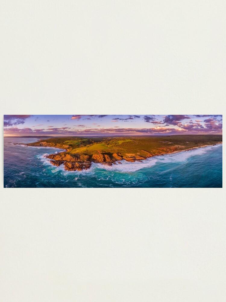 Alternate view of Injidup, Western Australia Photographic Print