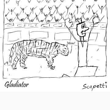 Gladiator by Scapetti