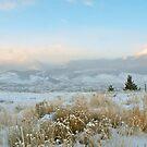 Solstice Sunrise in Summit County, Colorado by bberwyn