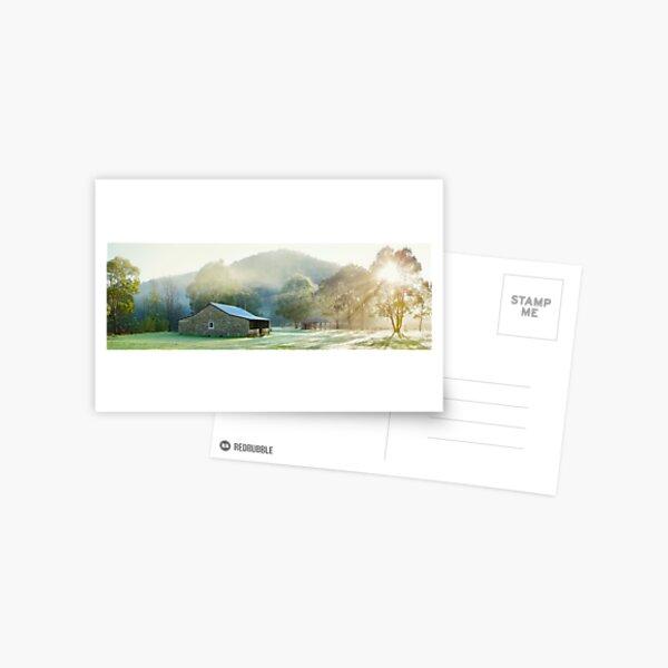 Geehi Hut, Kosciuszko National Park, New South Wales, Australia Postcard