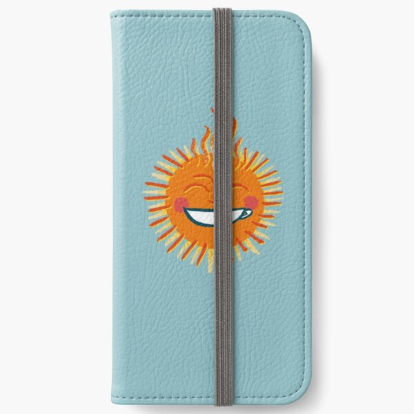 Sunny Coffee iPhone Wallet