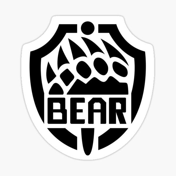 Échapper à Tarkov BEAR Sticker