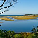 Mallacoota Inlet, Gippsland, Victoria. by johnrf