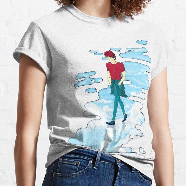Am Himmel spazieren Classic T-Shirt