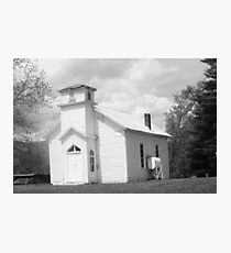 old timey church Photographic Print