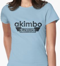 akimbo Rangers Women's Fitted T-Shirt