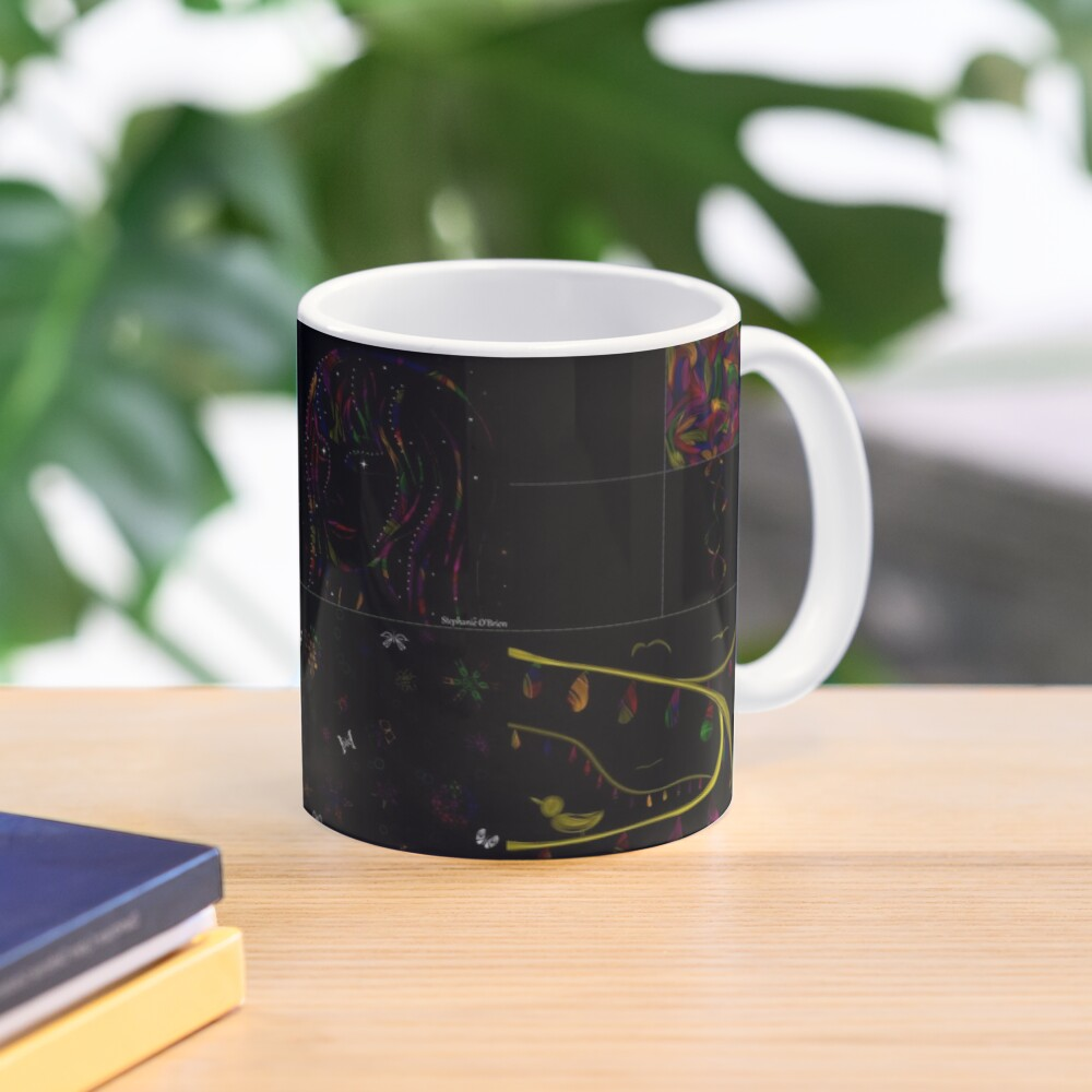 Subtracting Night from Rainbows, full collection Mug