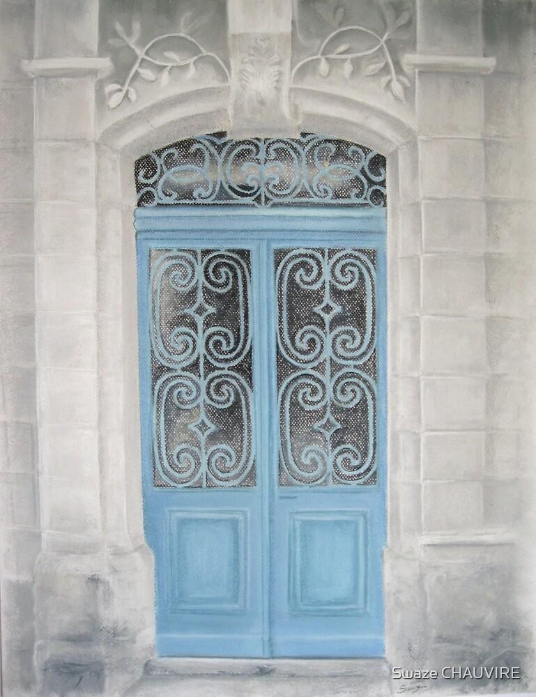 « La porte du Paradis » par Swaze CHAUVIRE