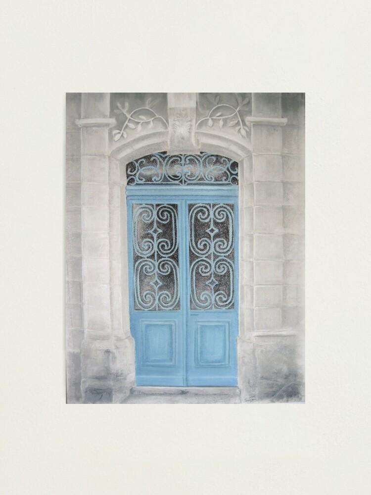 Impression photo ''La porte du Paradis': autre vue