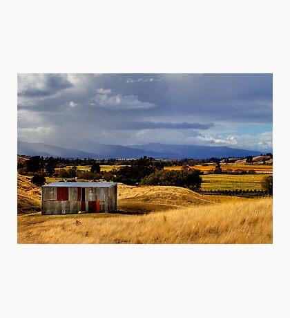 The Wairau Plains Photographic Print