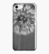 Delicate Dandelion  iPhone Case/Skin