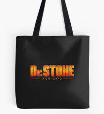 Dr. STONE - Anime / Manga Logo Tote Bag