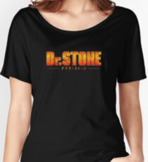 Dr. STONE - Anime / Manga Logo Relaxed Fit T-Shirt